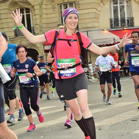 Le Marathon du cœur