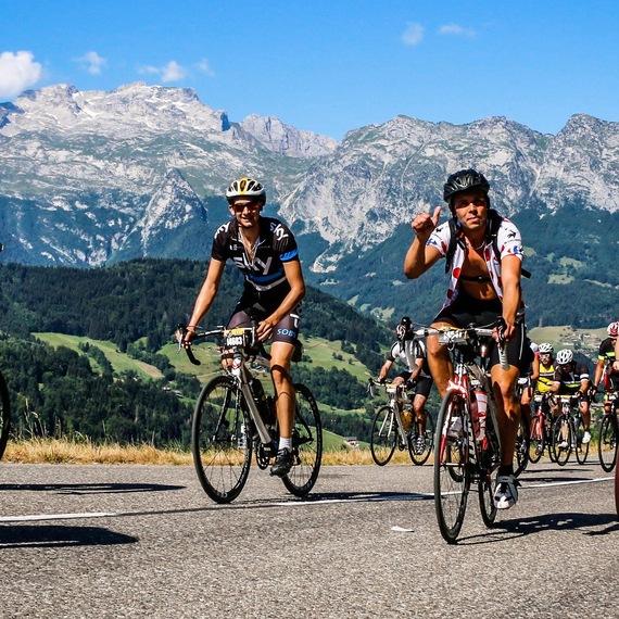 Voyage en vélo de l'Euro Vélo 3 pour un nouveau coeur