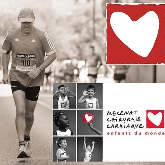 """""""Mon cœur qui bat"""" ... pour les enfants cardiaques"""