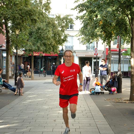 Défi à Tours pour un marathon du coeur !