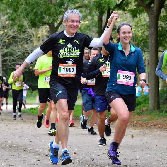 Marathon solidaire : Paris 2018