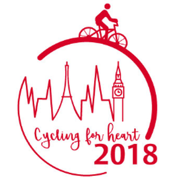 Cycling for heart 2018