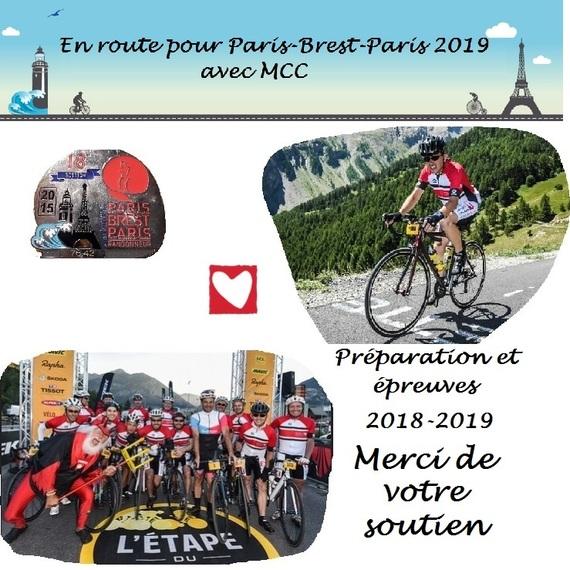 En route vers Paris-Brest-Paris 2019
